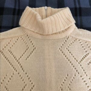 60's Vintage Pendleton Wool Turtleneck Sweater 36